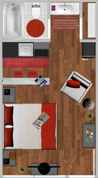 floor plans for the best student apartments williamsburg